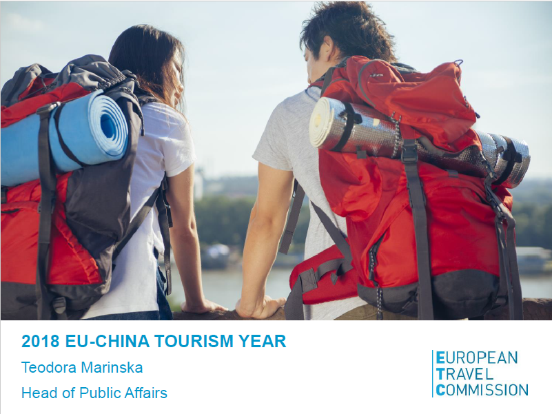 2018 EU-China Tourism Year